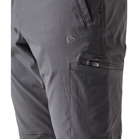 Craghoppers NosiLife Pro Pantaloni lunghi Uomo grigio